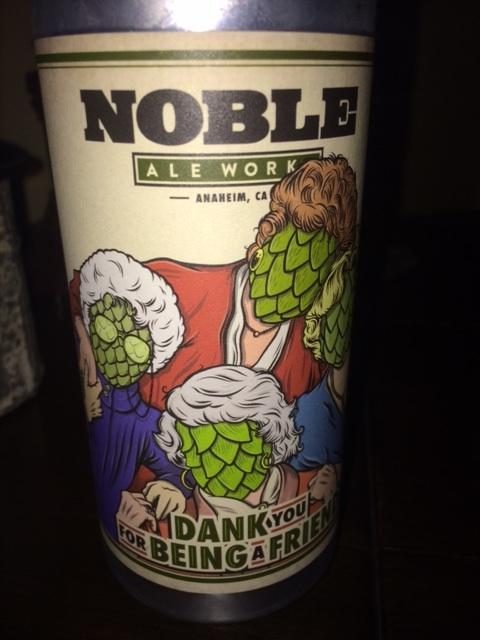 Noble Dank You
